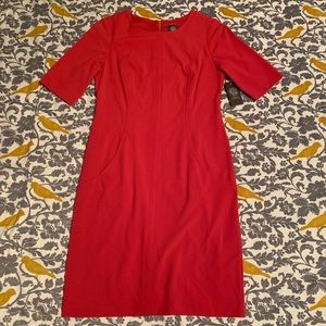 Vince Camuto Pink Sleeveless Dress NWT Size 6